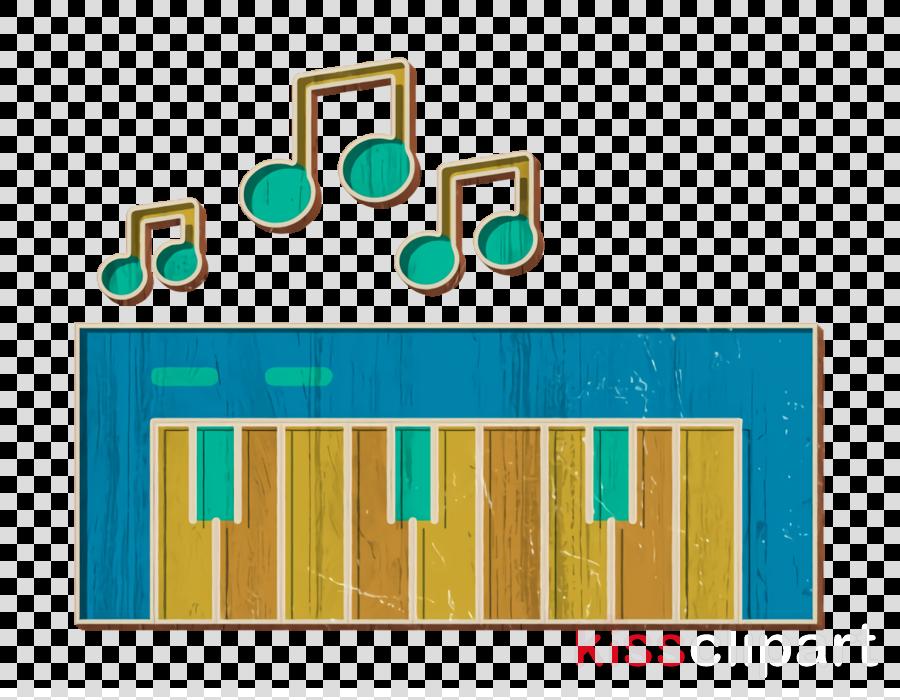 Piano icon School icon