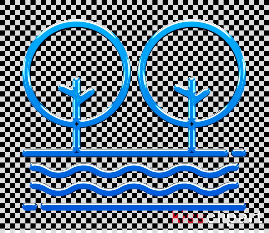 Tree icon Nature icon River icon