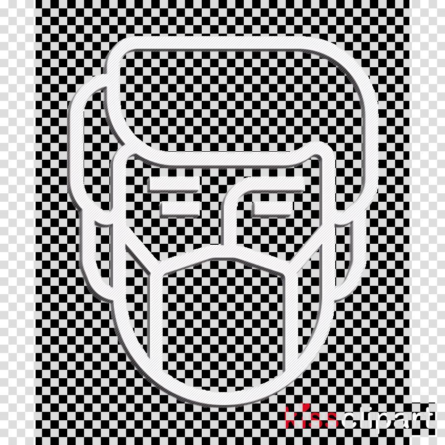 Global Warming icon Pollution icon Mask icon