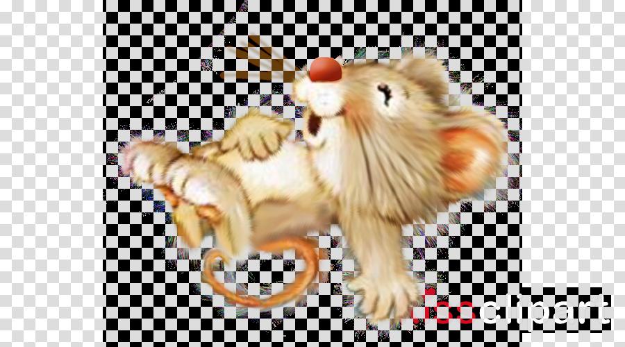 mouse animal figure lion muridae