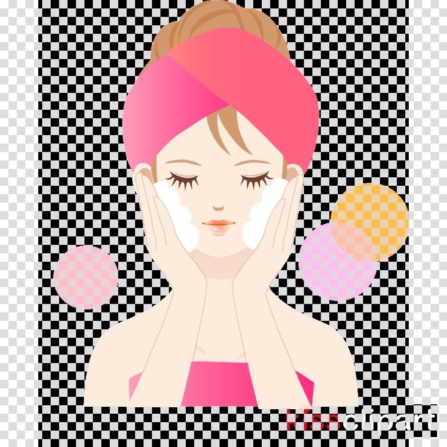face hair skin pink cheek