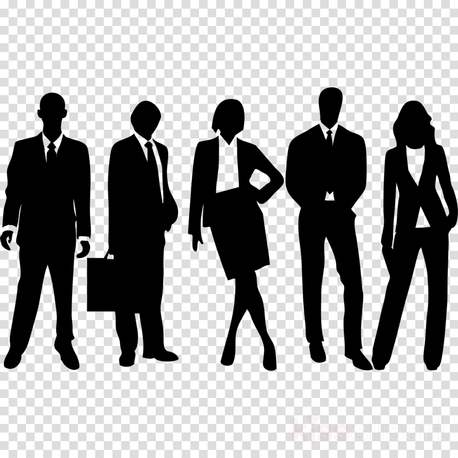 people social group silhouette team standing