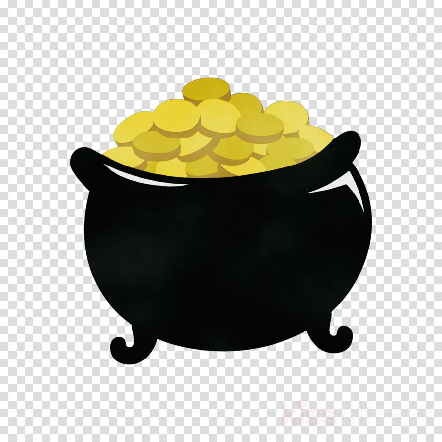yellow cauldron cookware and bakeware table food
