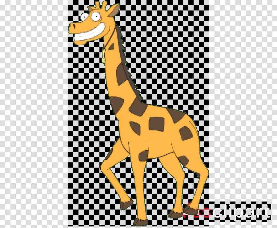 giraffe giraffidae animal figure wildlife yellow