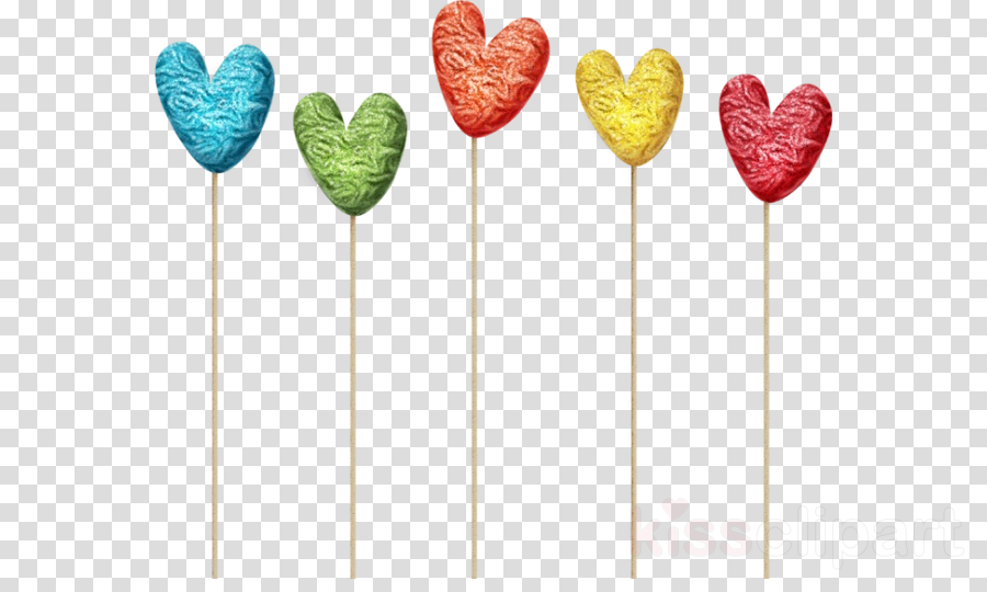 leaf lollipop confectionery candy heart
