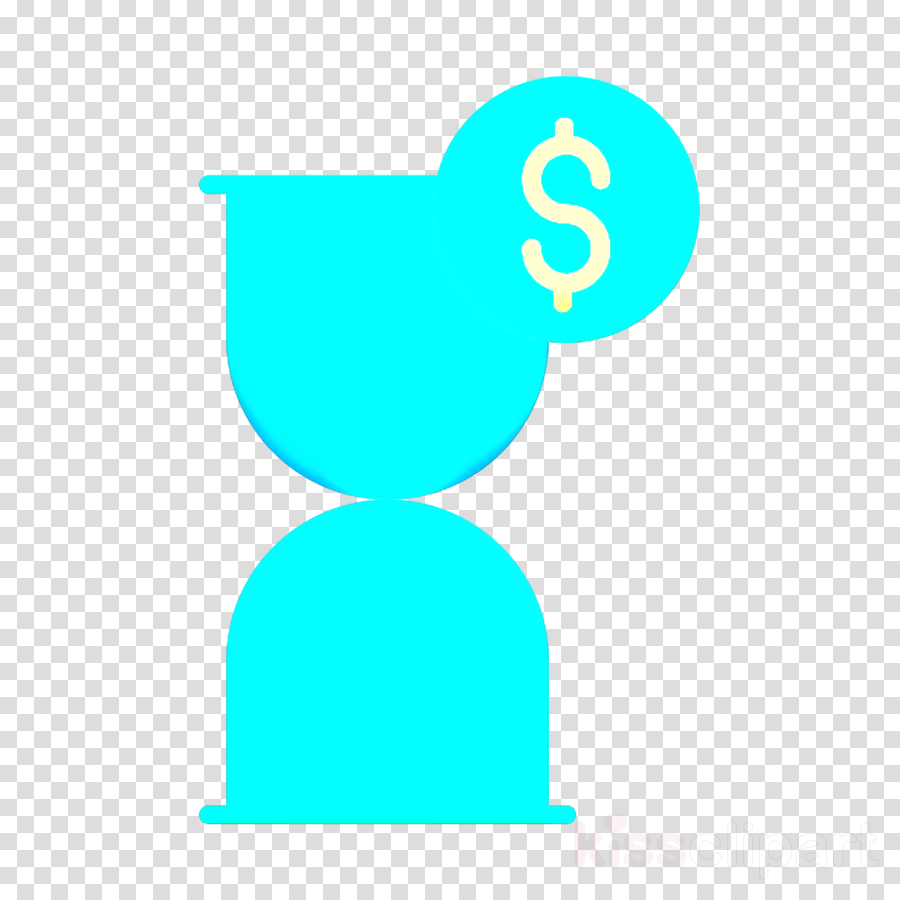 Investment icon Time and date icon Hourglass icon