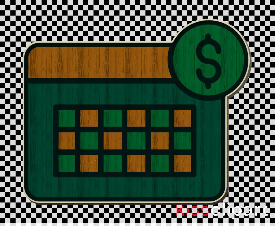 Money icon Calendar icon Investment icon