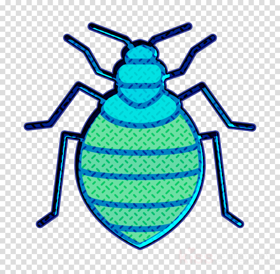 Insects icon Bed bug icon