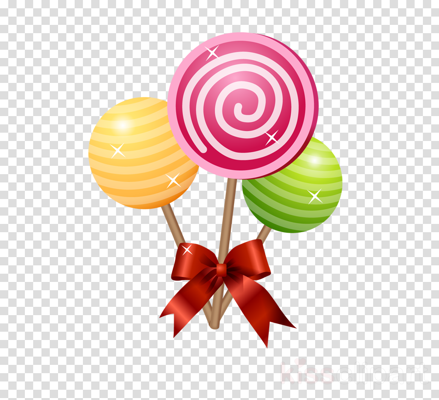 lollipop stick candy hard candy pink confectionery