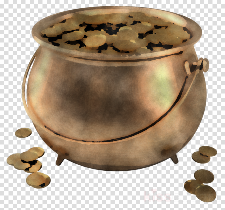 Pot Of Gold Saint Patrick Saint Patrick's Day