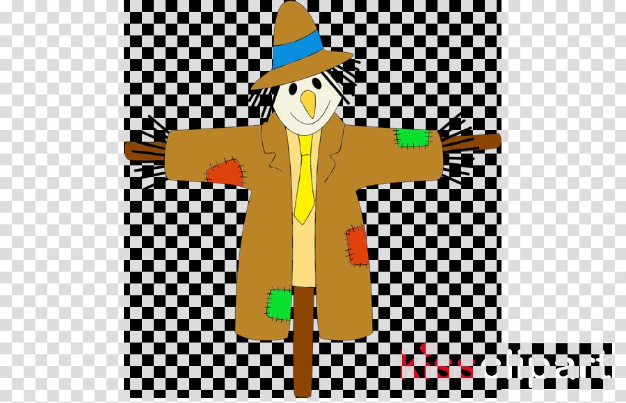 cartoon scarecrow costume