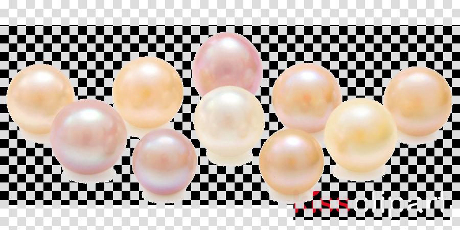 pearl pink gemstone jewellery yellow