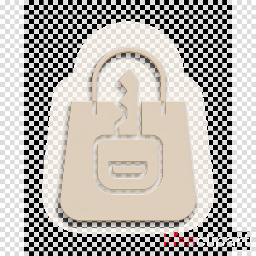 Key icon Cyber icon Shopping bag icon