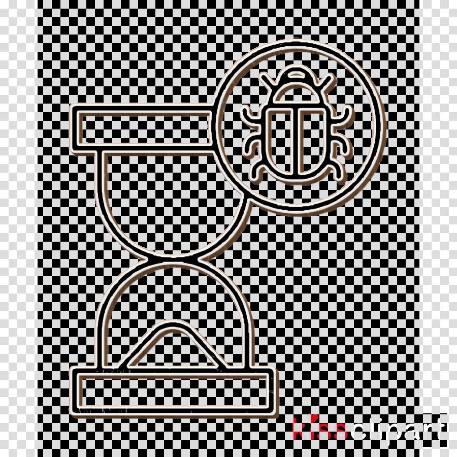 Cyber icon Seo and web icon Hourglass icon