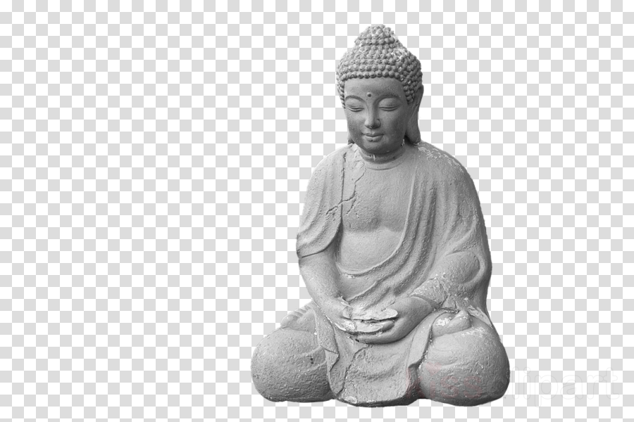 statue sculpture stone carving meditation sitting