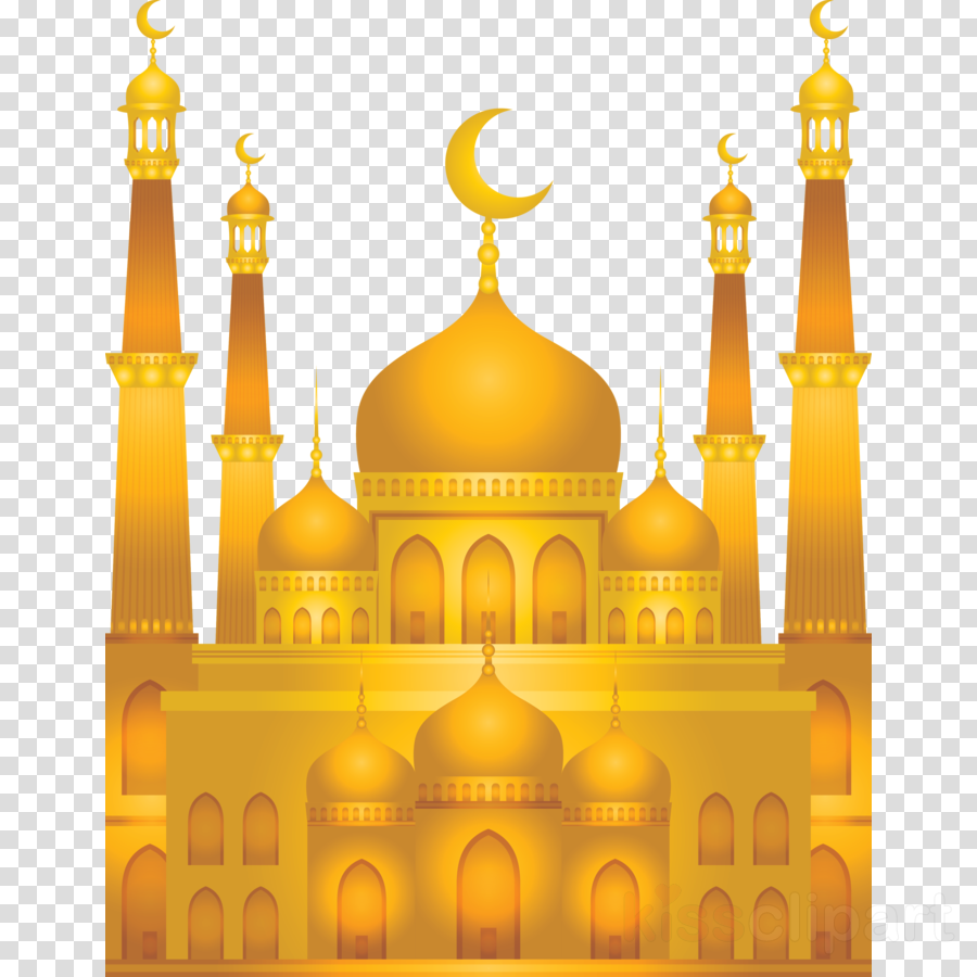 Mosque ramadan kareem