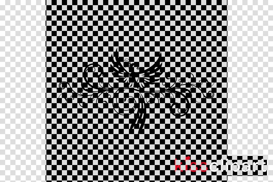 ornament leaf line visual arts black-and-white