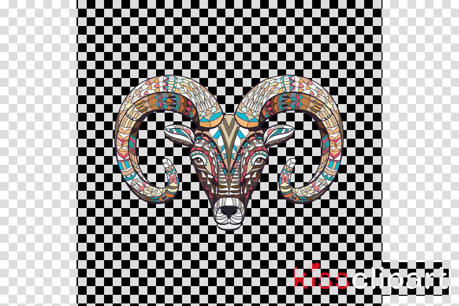 aries pattern visual arts temporary tattoo