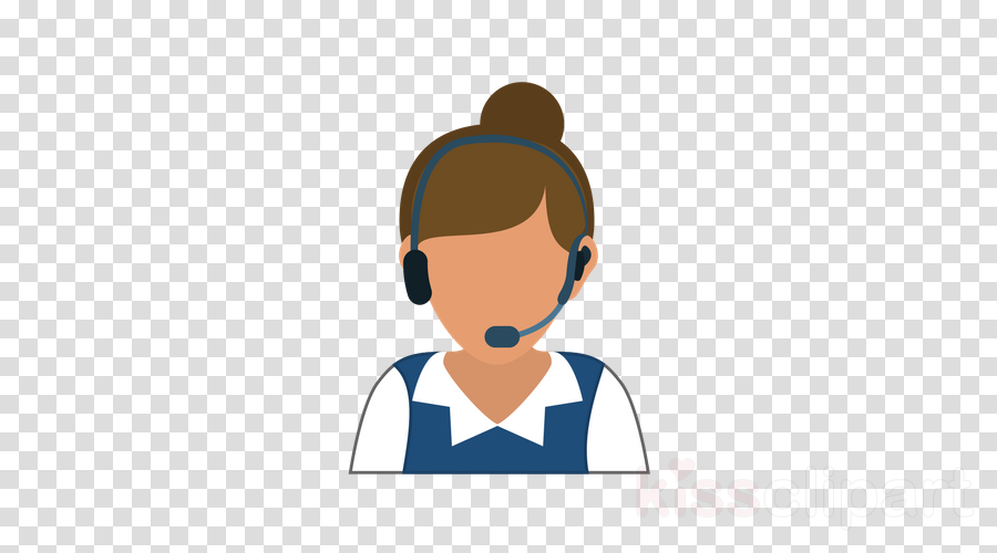 cartoon hairstyle call centre animation