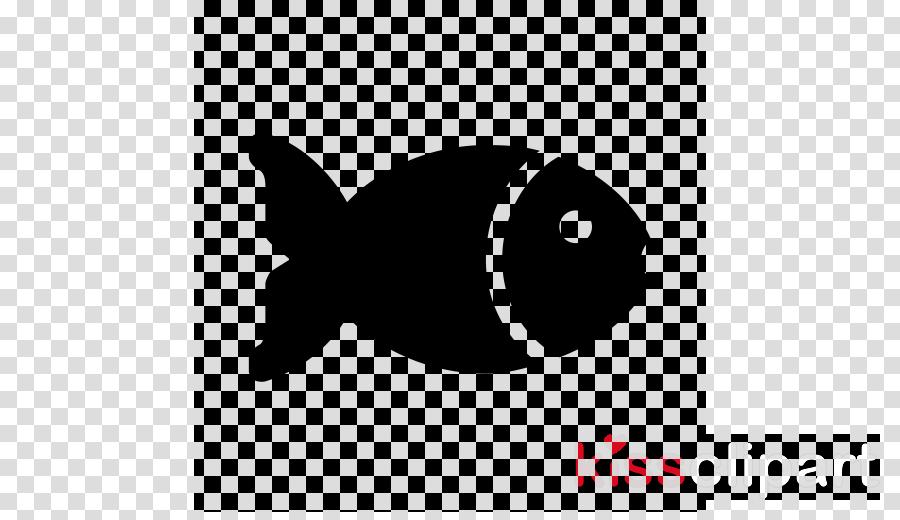 fish fish pomacentridae fin logo