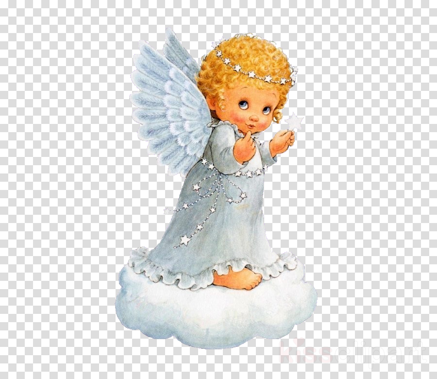 angel figurine holiday ornament ornament toy