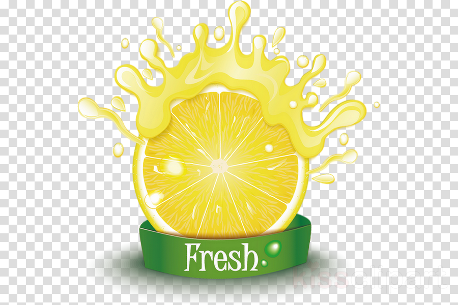 green citrus yellow lemon logo