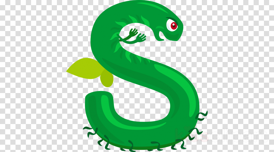 green font symbol mouth smooth greensnake