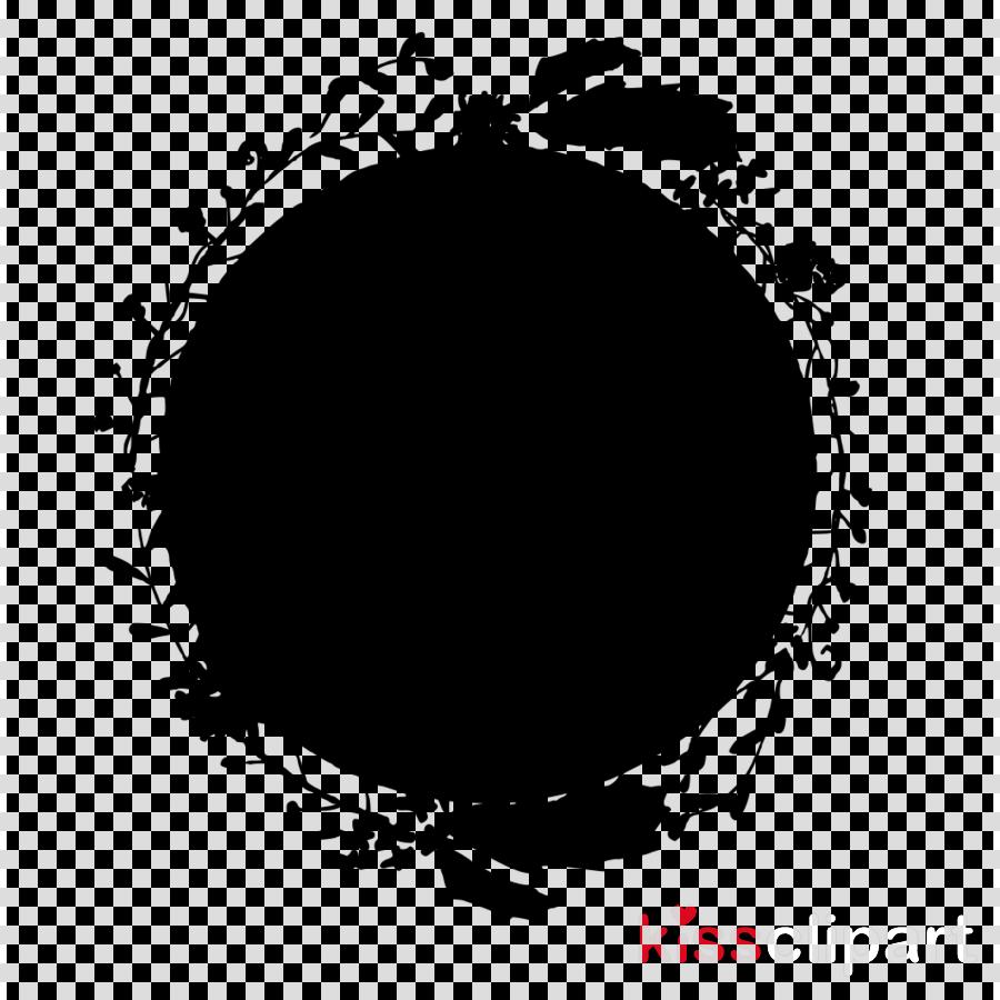 circle black-and-white logo