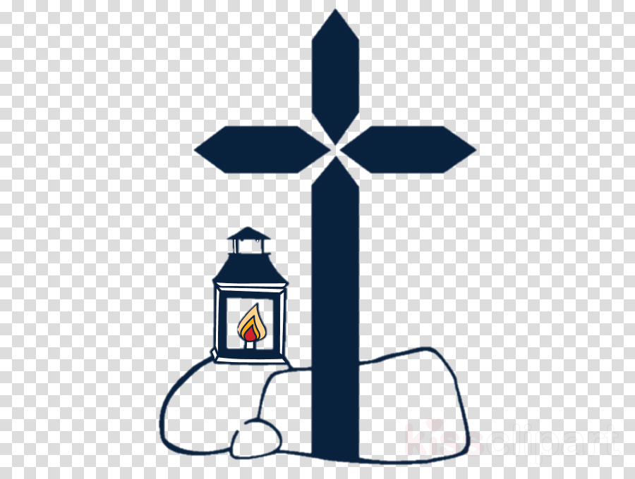 symbol cross tower