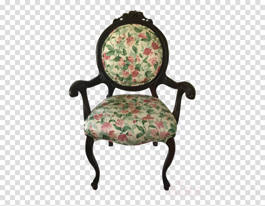 chair furniture green plant
