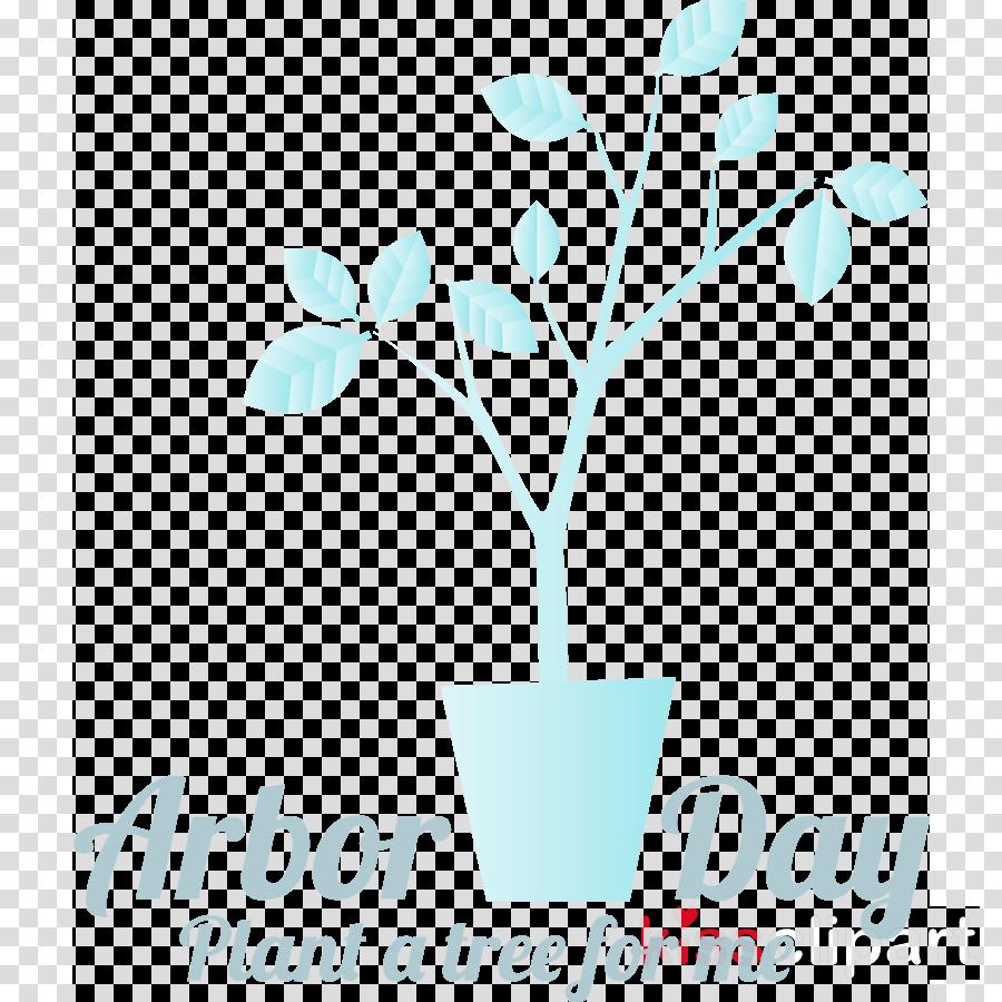 text turquoise font logo flowerpot