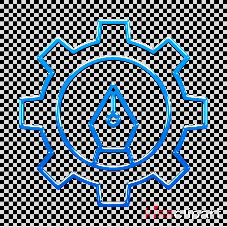 Business and finance icon Creative icon Fountain pen icon