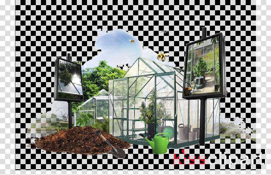 technology plant greenhouse landscape house