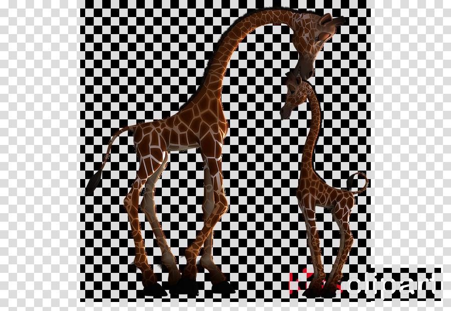 giraffe giraffidae animal figure wildlife figurine