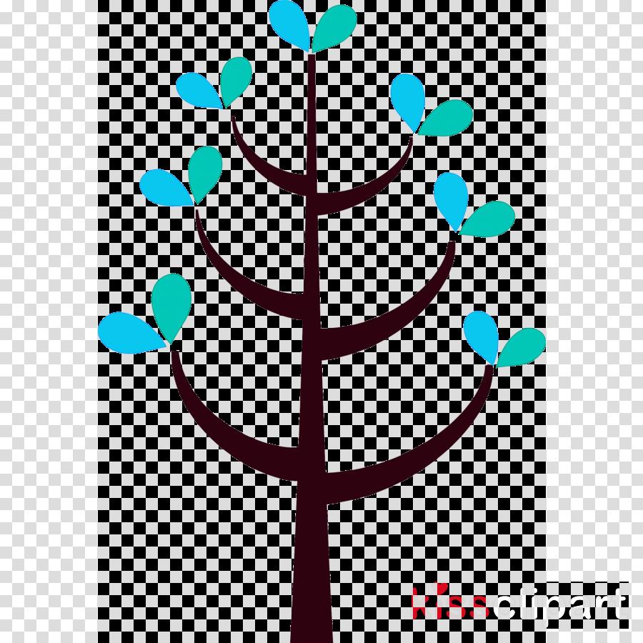 line symbol plant stem