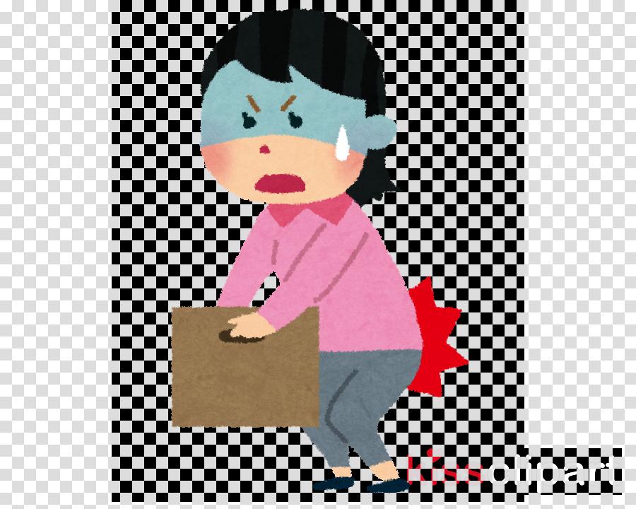 cartoon pink animation child