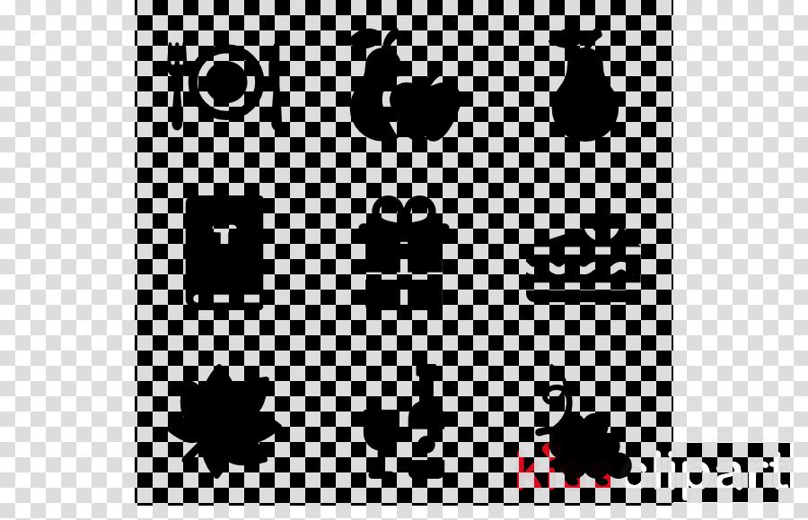 white black text font black-and-white