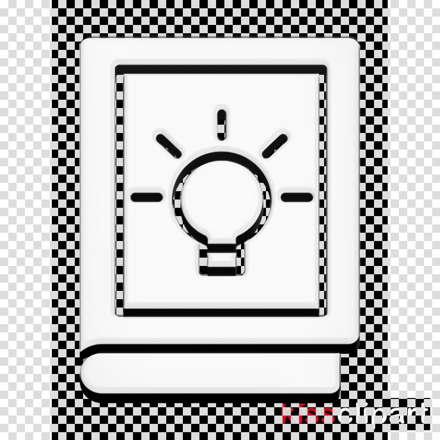 Book icon Idea icon Creative icon