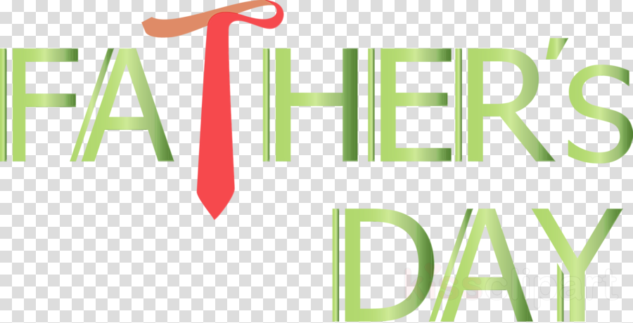 text green font logo line