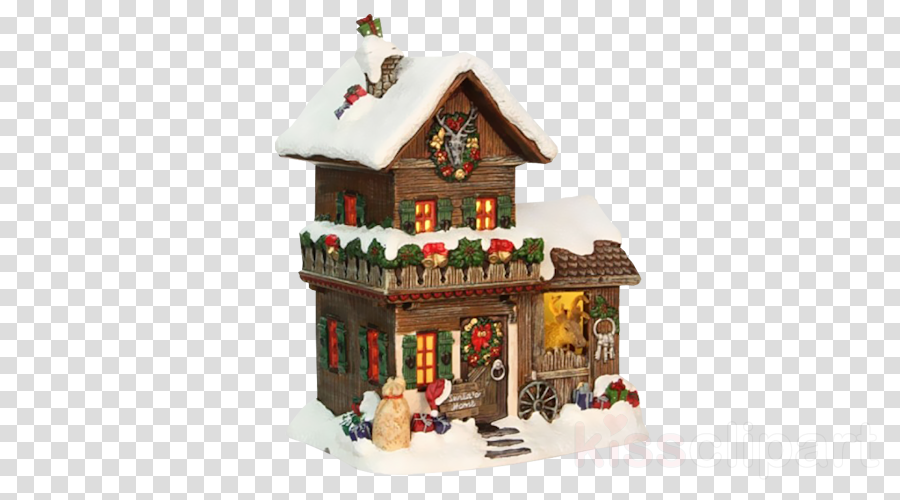 figurine house toy cottage furniture