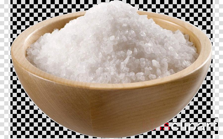 Sea Salt Food Steamed Rice Fleur De Sel Saccharin Clipart Sea