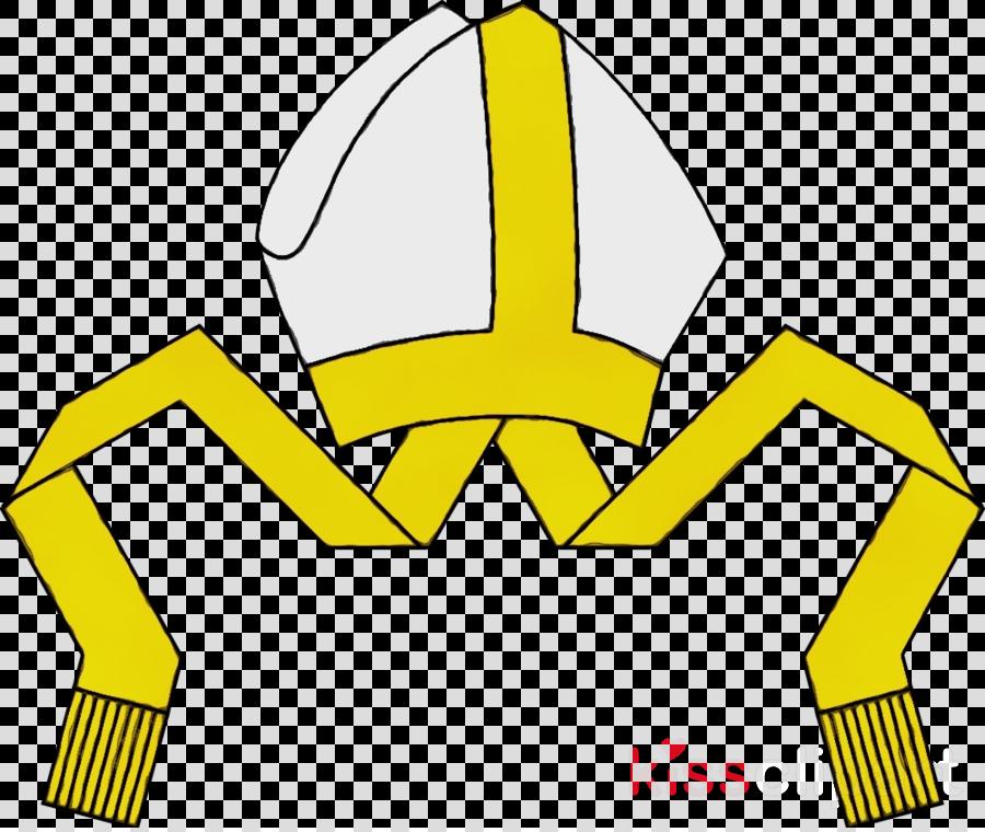 yellow text line symbol font