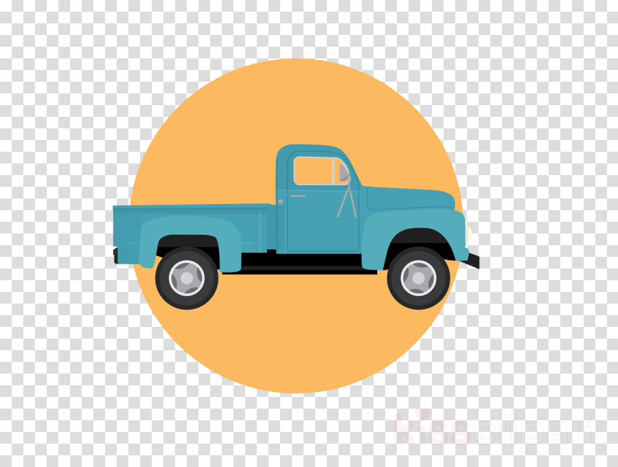 vehicle car turquoise pickup truck truck