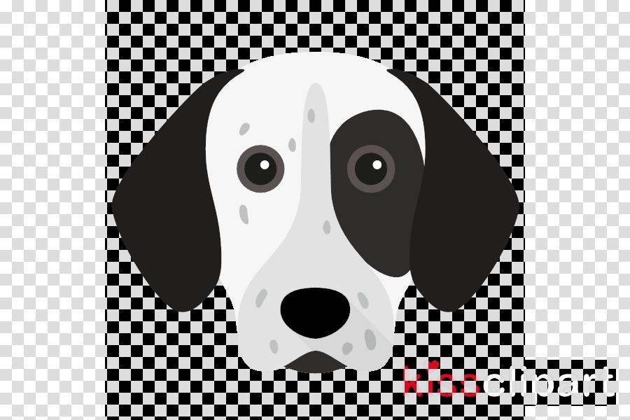 dog dalmatian nose snout cartoon