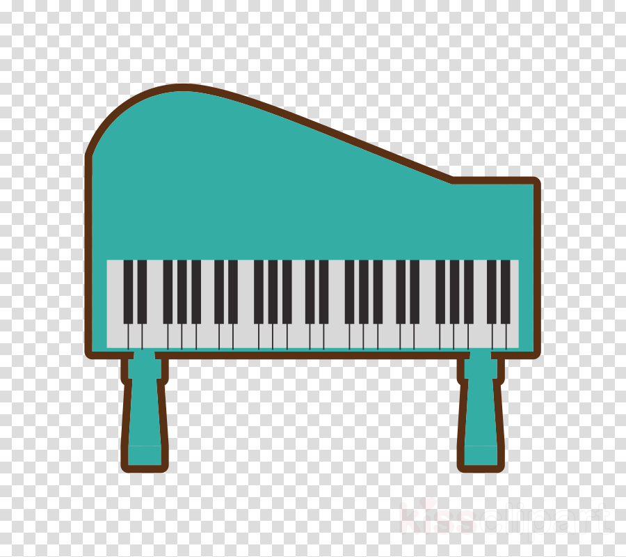 keyboard piano musical instrument technology turquoise