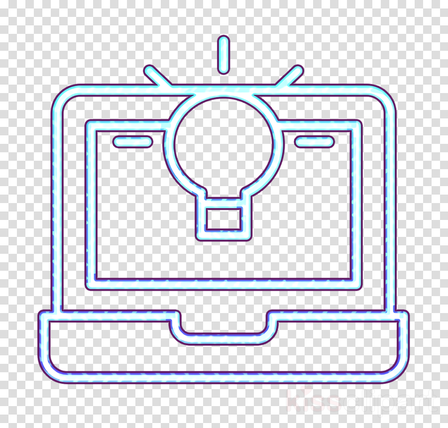 Idea icon System icon Creative icon