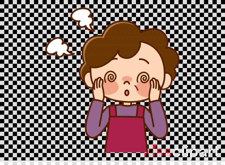 cartoon facial expression cheek nose animation