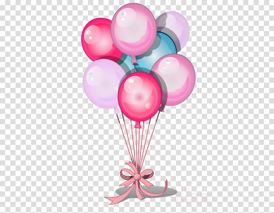 balloon pink party supply magenta toy