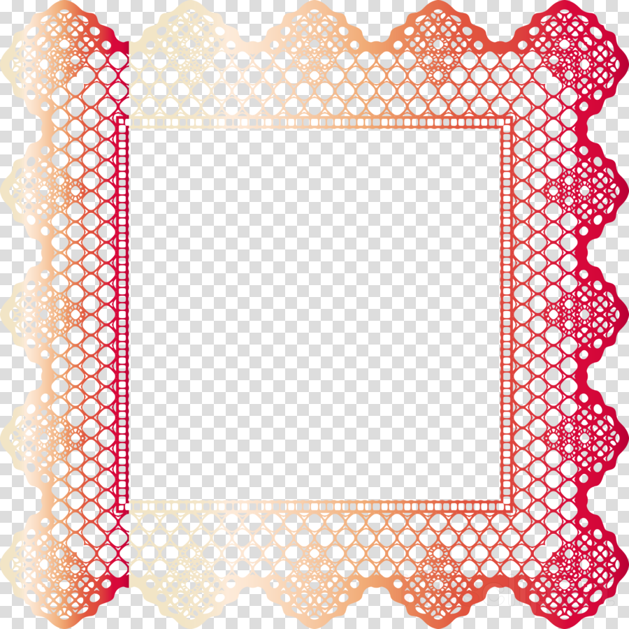 square lace