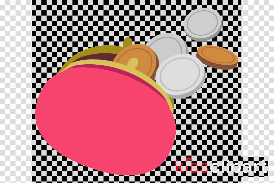 cartoon pink circle material property